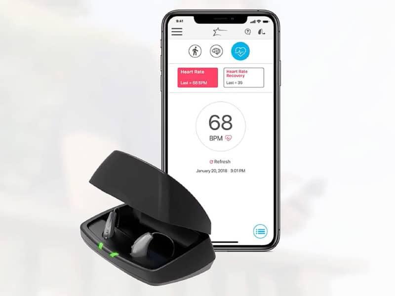 Apparecchio acustico LIVIO AI di Starkey Hearing Tecnologies
