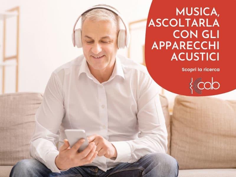 Come ascoltare la musica con gli apparecchi acustici