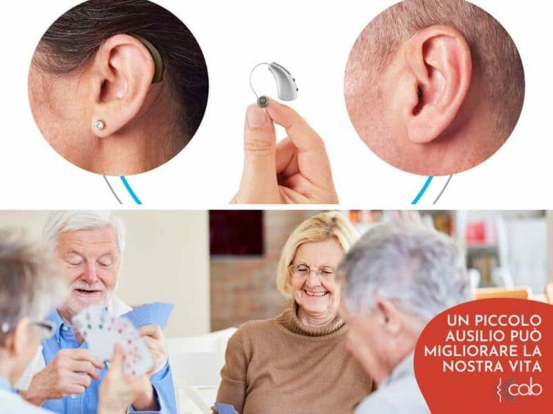 Apparecchi acustici per migliorare la vita